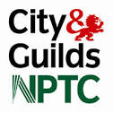 NTPC City And Guilds logo